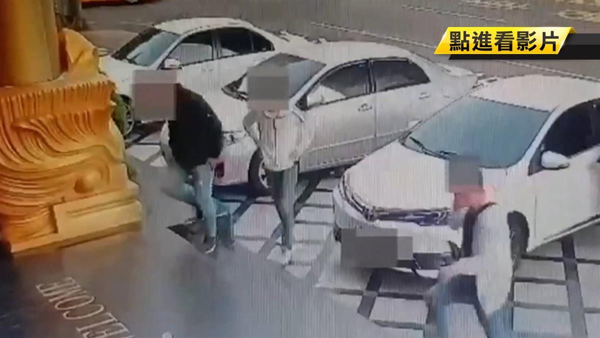 台南大舞廳槍擊案 槍手與女友藏民宿遭逮