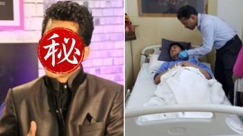 牙痛拖5年!57歲男歌手吐血亡 妻女心碎
