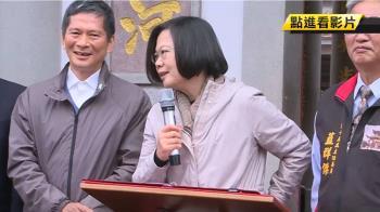 卡神讓韓民調漲8%?蔡酸:他不是不信嗎