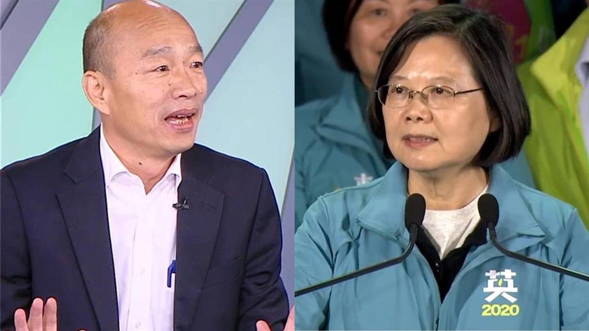 韓國瑜為何能贏小英90萬票?他算出答案了