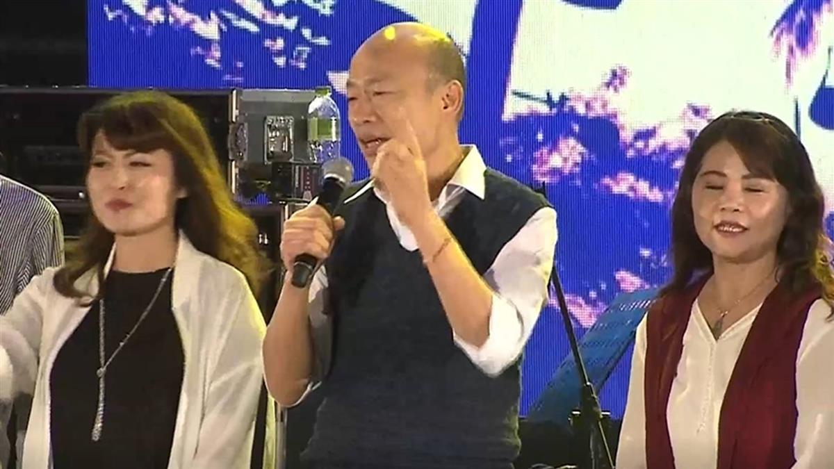 韓發10月政績影片 綠議員酸:專業收割王
