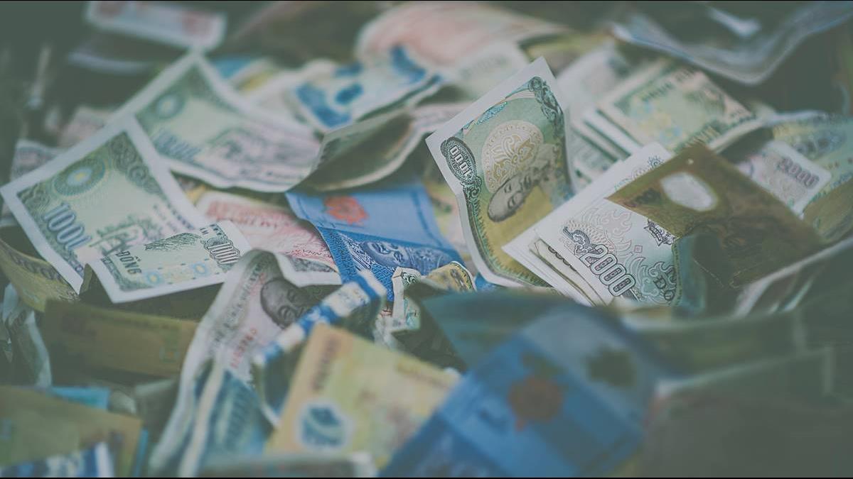 都是行動支付惹的禍? 全球最大「印鈔廠」恐面臨破產!