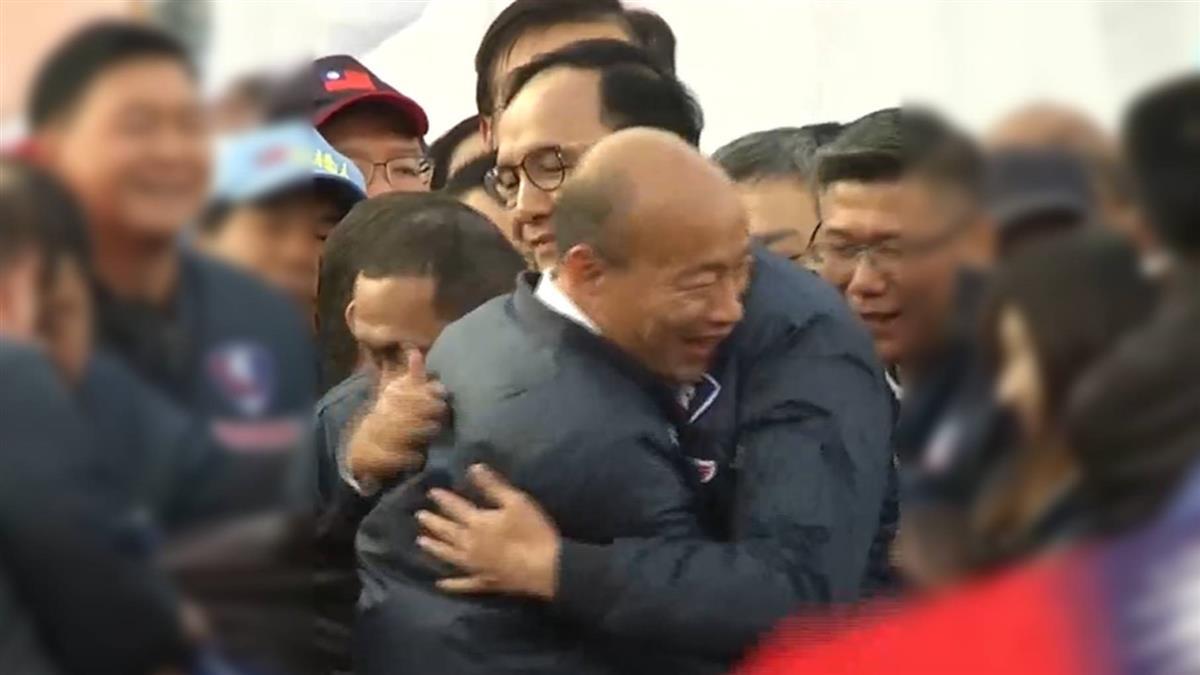 藍委闖外交部爆衝突 他嗆韓:還在鬼混