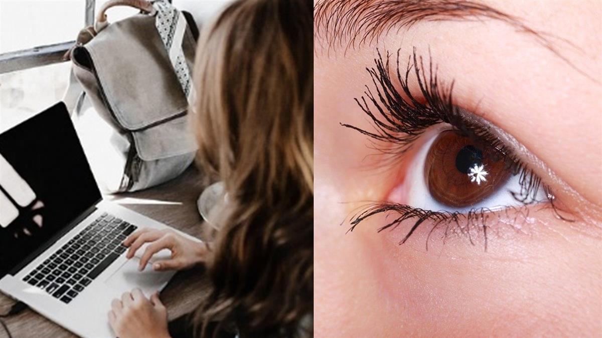 OL加班視力模糊 醫檢查曝:眼底漏水了