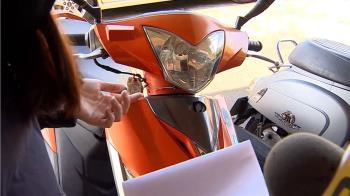 二手車買五年被告知是改裝車 騎士衰挨罰吞紅單