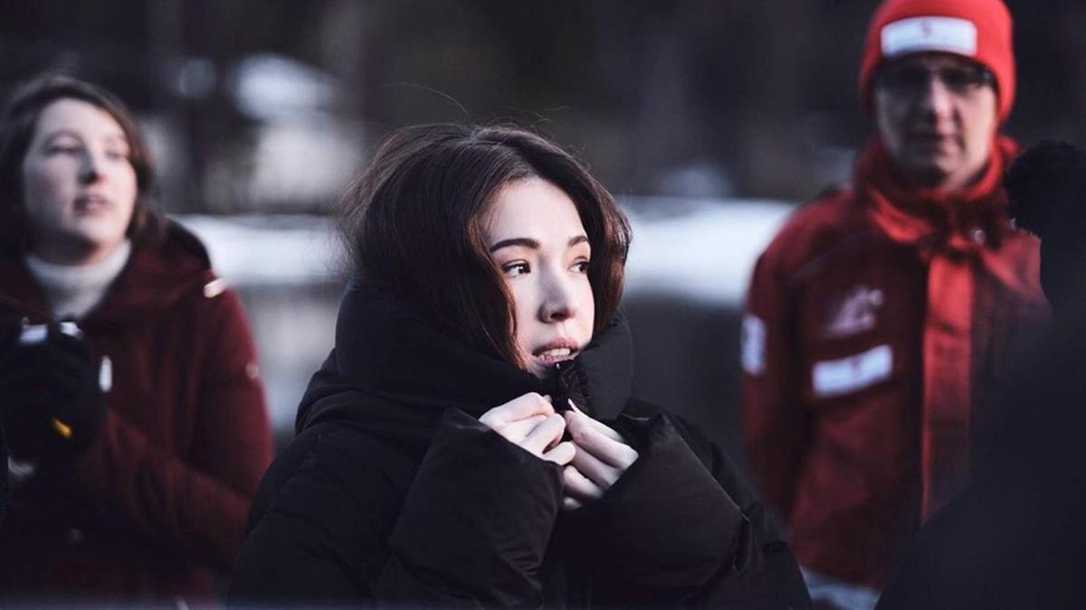 「鬼后」許瑋甯奧地利發功 漫天飛雪中捲入連環殺人案