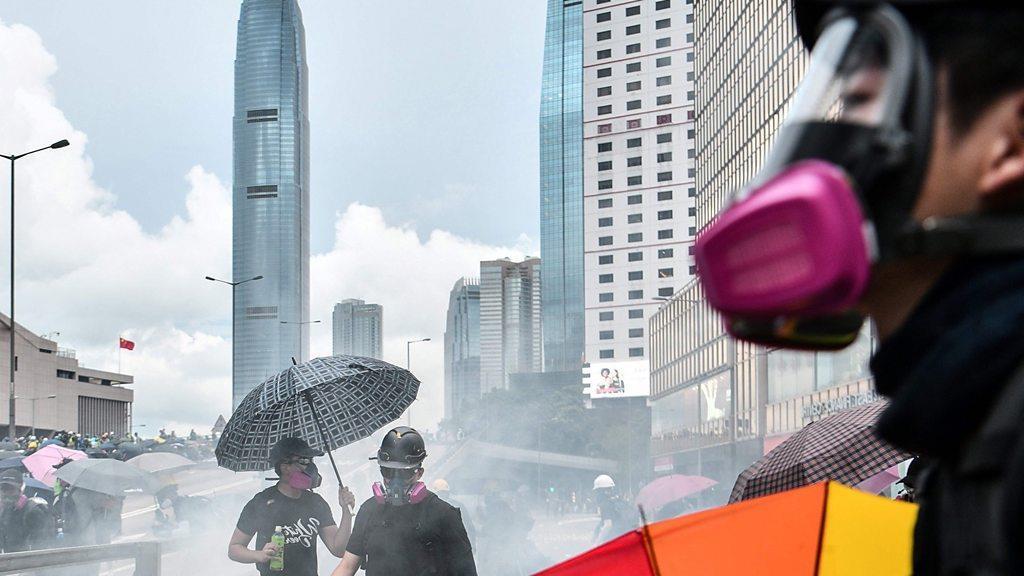 香港示威:抗爭持續半年 香港人在爭取什麼?