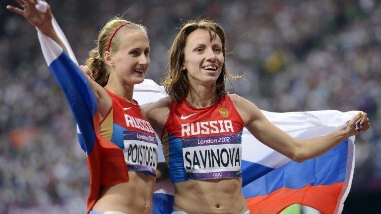 東京奧運:俄羅斯禁賽四年 美中日英或成最大贏家