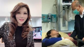 韓國瑜笑不出來 張雅琴嗆藍營:演太爛