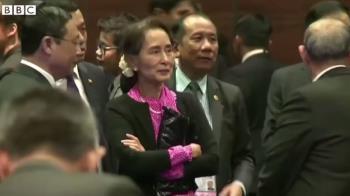 昂山素季:緬甸「人權鬥士」為何出現在種族滅絕案法庭