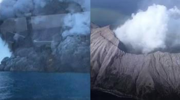 紐西蘭白島噴發釀5死 背後藏美麗死亡陷阱