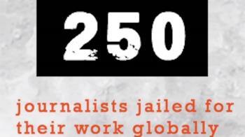 打壓新聞自由 2019年中國監禁記者人數全球居冠
