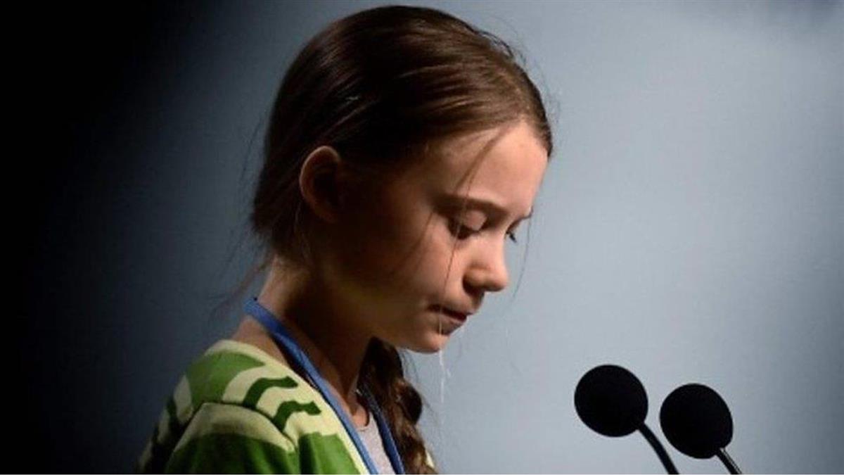 美國《時代》周刊年度風雲人物:瑞典環保少女桑伯格