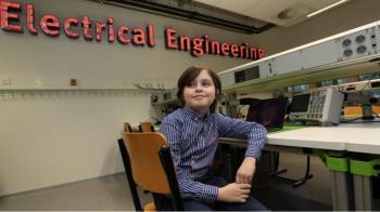 最年幼大學生夢想破滅 比利時9歲男童退學