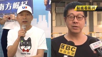 韓國瑜不容許外縣市罷韓 尹立嗆:惡劣荒謬