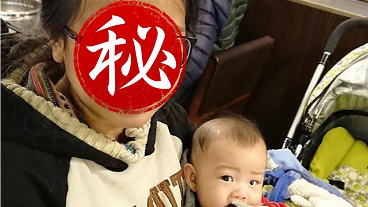 38歲嬤帶孫被當懷孕 尪曝原因眾人傻眼