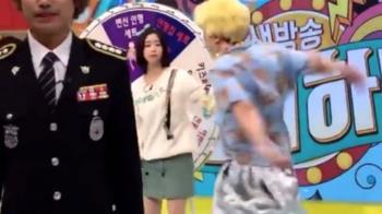 韓兒童節目傳暴力!15歲女星遭揮拳狠K
