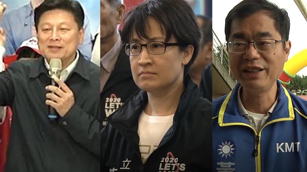 傅崐萁民調只贏蕭美琴1.8% 籲選民團結