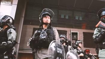 香港示威:右眼失明的印尼女記者控訴「警暴」