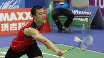 扳倒印尼一哥 王子維羽球年終賽首勝開張