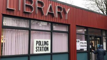英下議院大選 出口民調顯示保守黨大勝