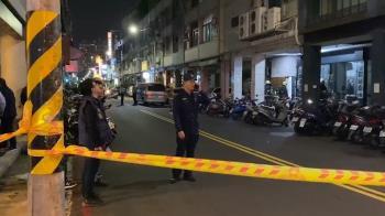 台南國民黨部遭放不明物 嫌疑現蹤與警對峙