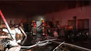 台南佛堂大火釀7死 21歲男自稱縱火投案