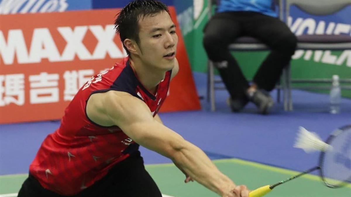 台灣男單第一人 王子維羽球年終賽首闖4強