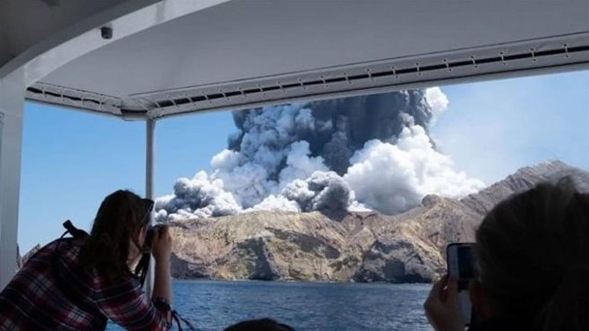 從新西蘭火山噴發看火山旅遊的刺激與危險