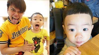 蔡阿嘎慘輸1歲兒 蔡桃貴獲選全台網紅No.1