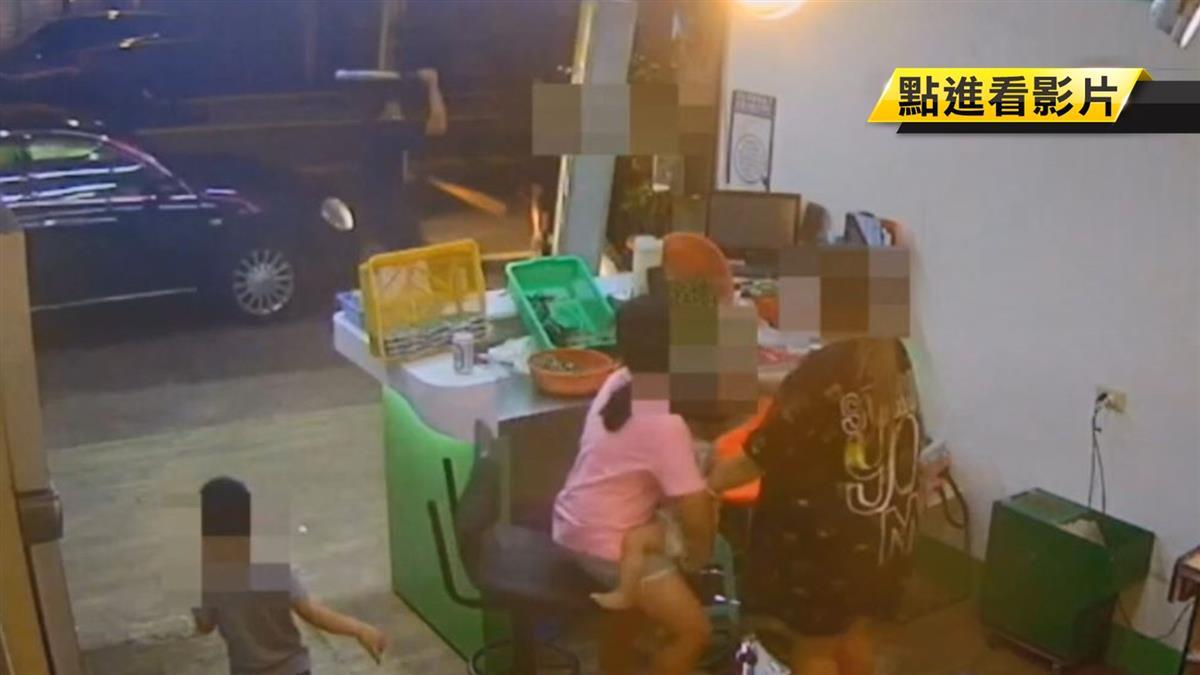天道盟深澳漁港強賣魚 男不從遭車惡意撞
