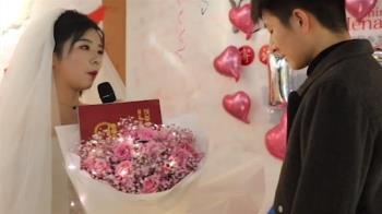 24歲女帶房產、BMW鑰匙 向男友求婚:我養你