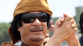 俄羅斯介入利比亞 卡扎菲倒台普京耿耿於懷