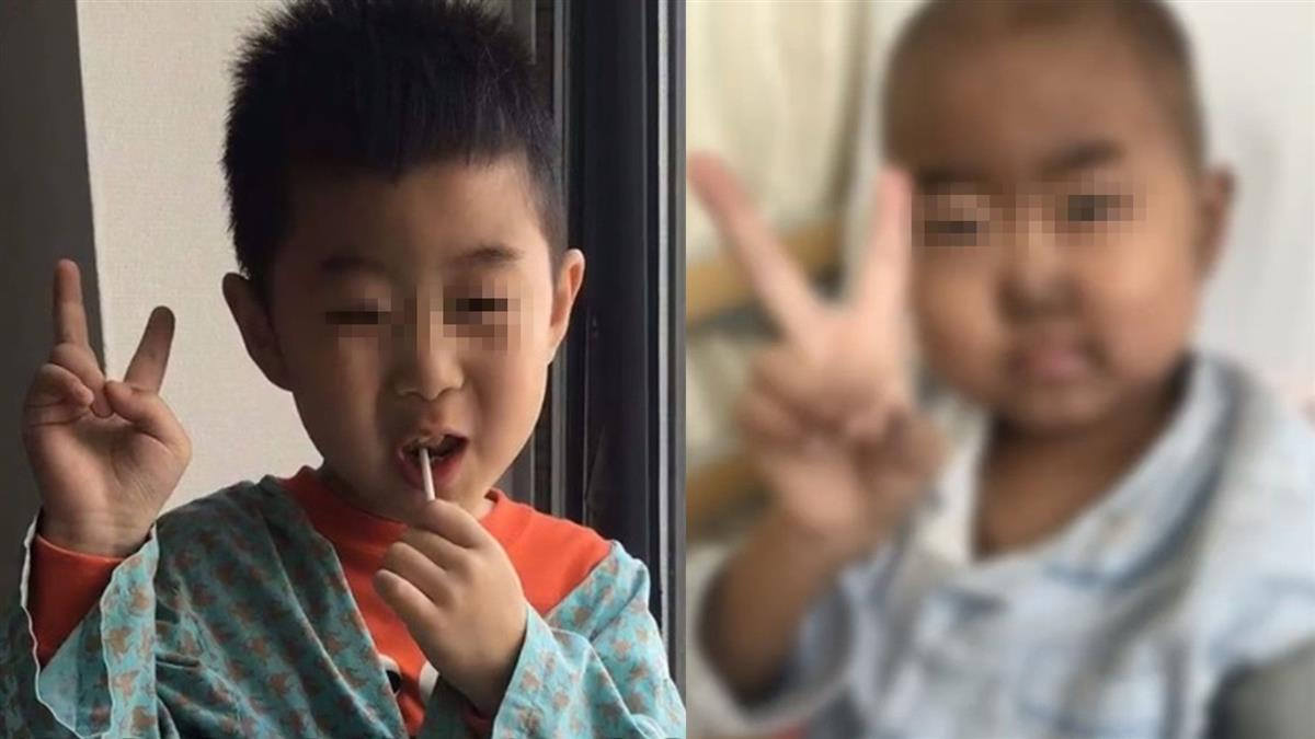 捐肝抽髓治不好 5歲童淚求放棄:再生一個