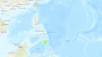 菲律賓南部規模6.9地震 驚傳房屋倒塌