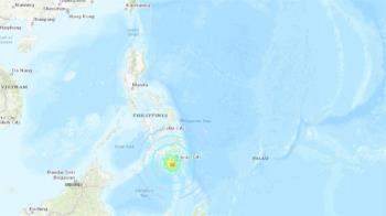 菲律賓南部規模6.8強震 1死14傷房屋受損
