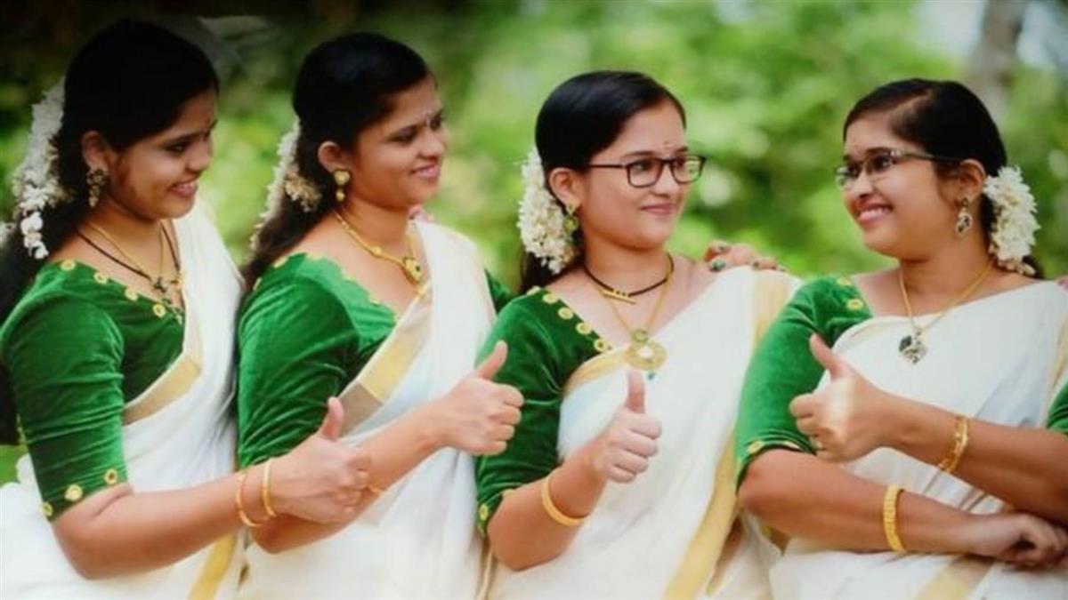 印度四胞胎姐妹同時出嫁:背後平凡與不凡的家庭故事