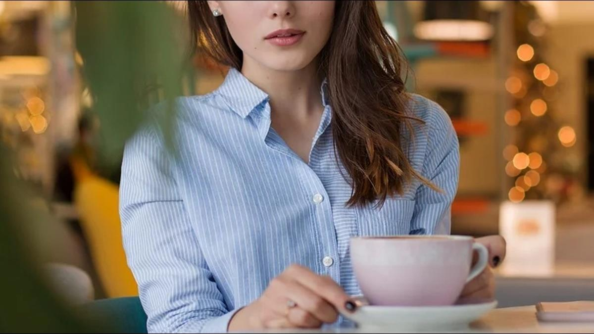 台灣OL超愛喝咖啡?網2點神解:女生當然喜歡