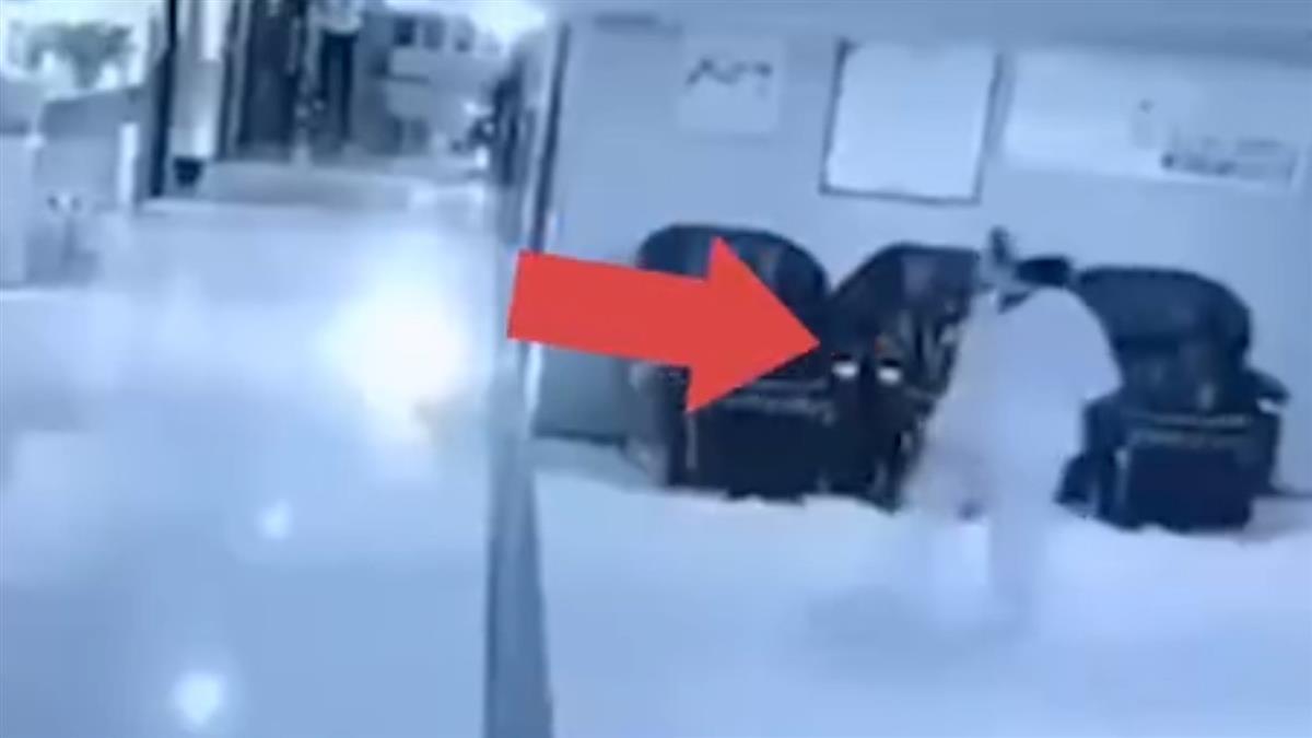 爸媽睡翻!女偽裝護理師 潛病房當面偷嬰