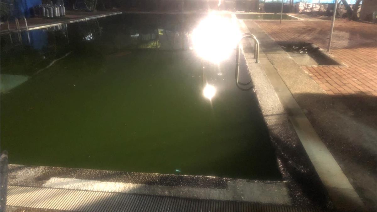 淡水1歲女童誤闖潛水訓練池!溺水送醫搶救
