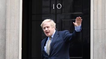 英國保守黨選舉大勝 強森承諾多項改革振興經濟