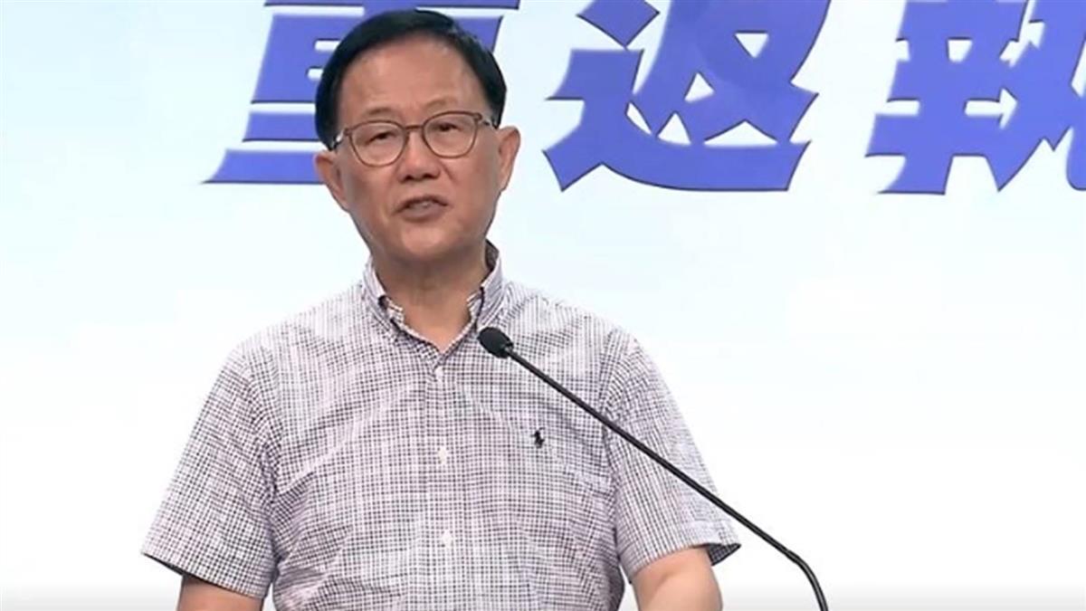 快訊/台北市長選舉無效案 丁守中敗訴確定