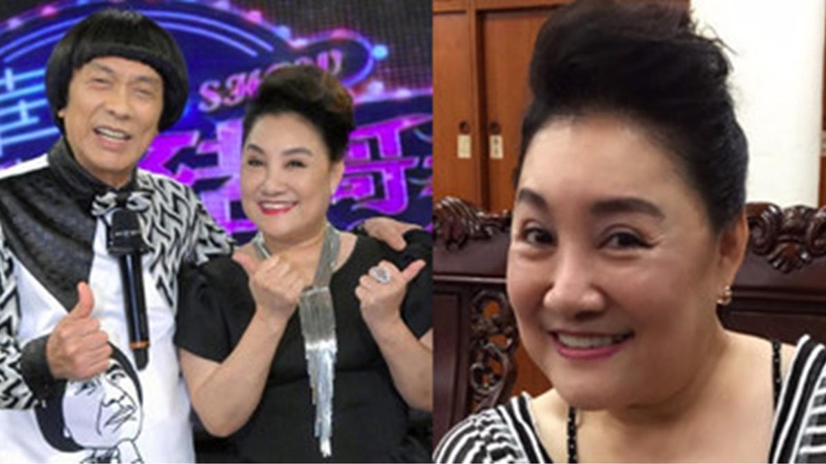66歲陳盈潔曾爆中風!無法唱歌 近況曝光了