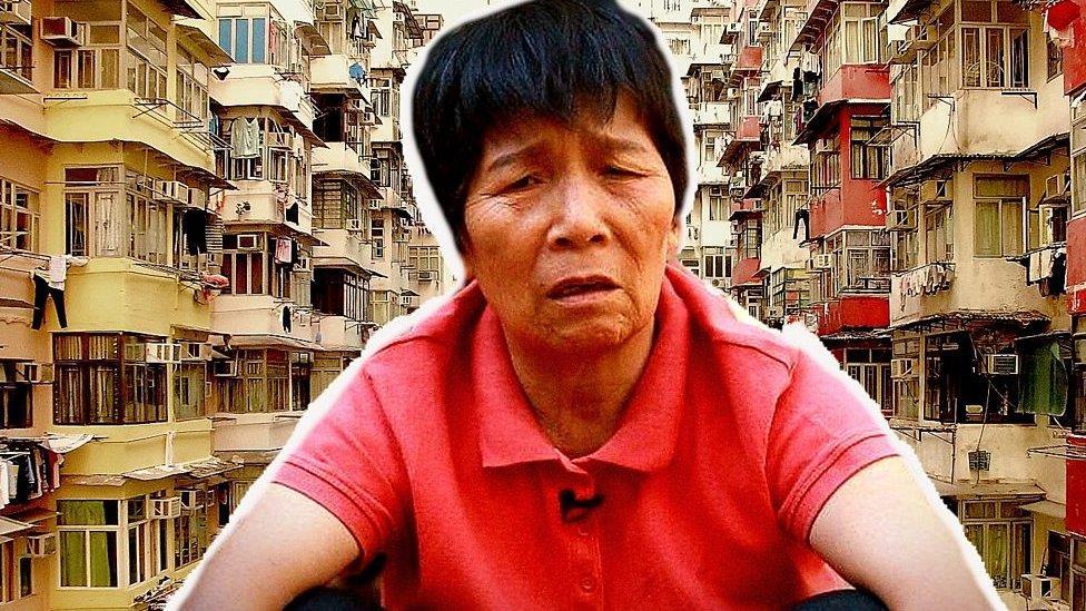 老齡化香港的縮影:拾荒者蘭姐的故事