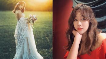 最美空姐婚紗照遭批 回擊6字曝心聲