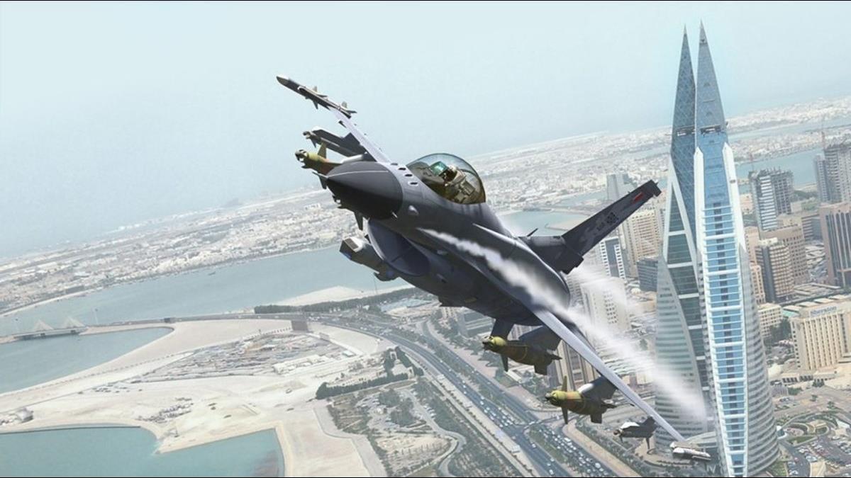 台灣F-16戰機維修組裝能全包? 專家:目前有難度
