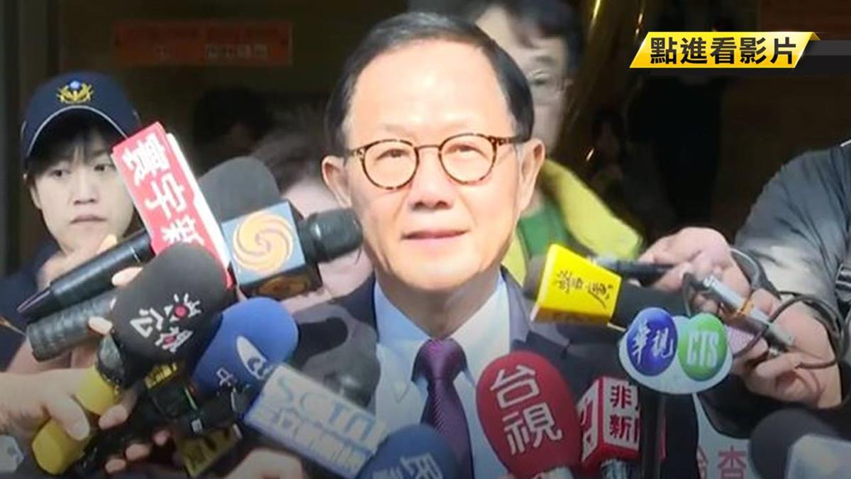 選舉無效敗訴定讞 丁守中:司法不公、政府濫權