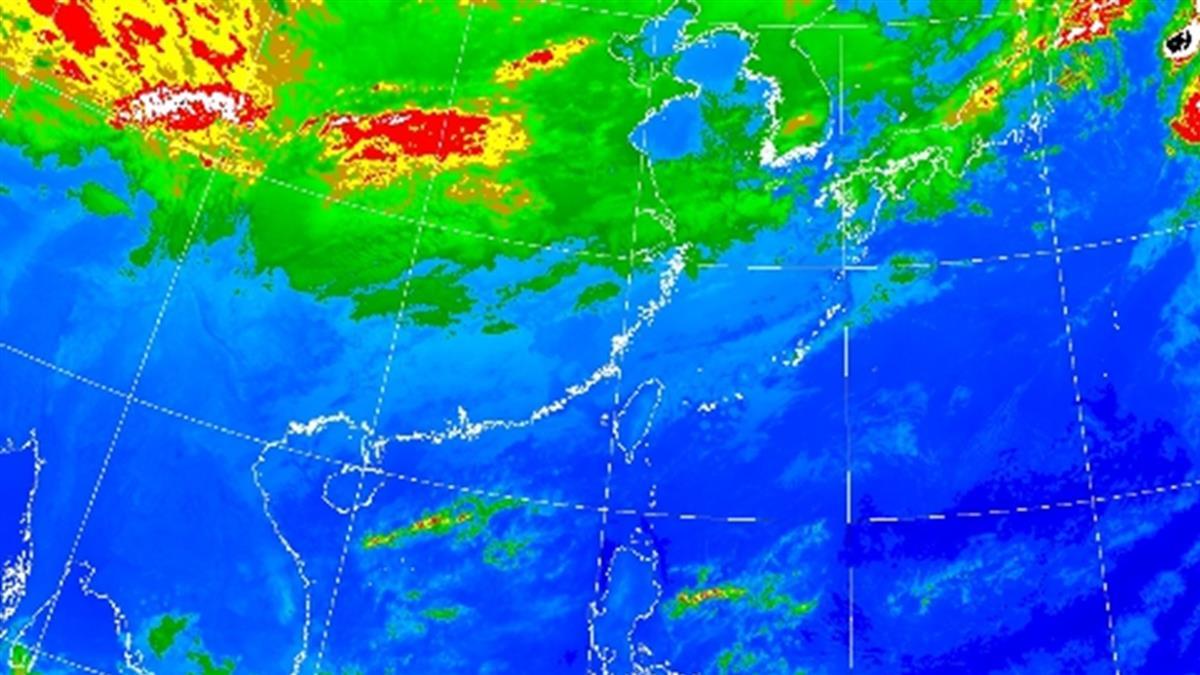 天氣轉涼到下周!氣象專家曝下波冷氣團時間點