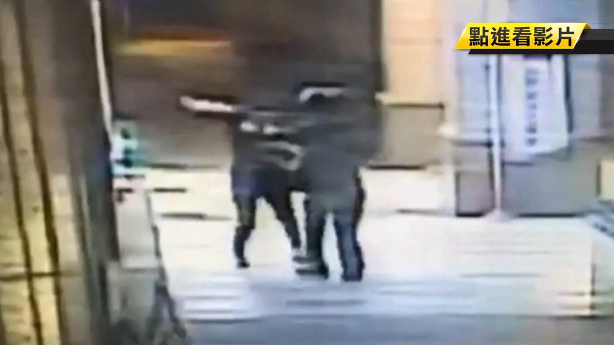 6旬翁砍女房仲 20分後墜樓身亡原因曝