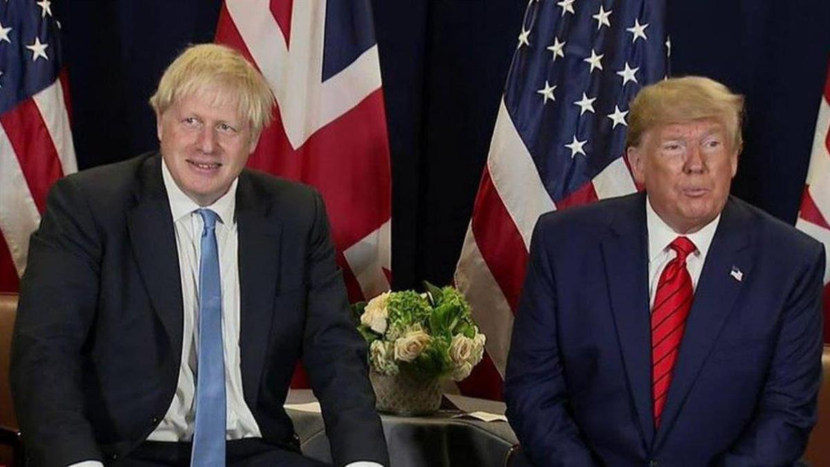 英國大選大地震或成美國大選「風向標」